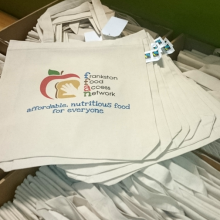 Frankston Food Access Network Tote Bags