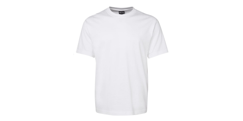 Heavy White T-Shirt