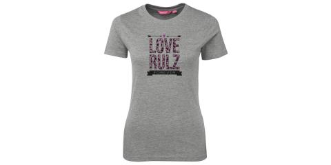 Love Rulz T-Shirt