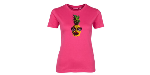 I Pine For You Pink T-Shirt