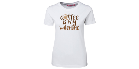 Coffee is my Valentine T-Shirt
